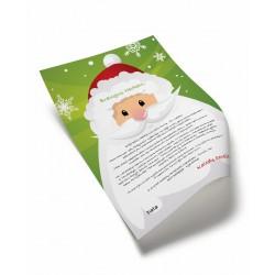 Kalėdų Senelio laiškas